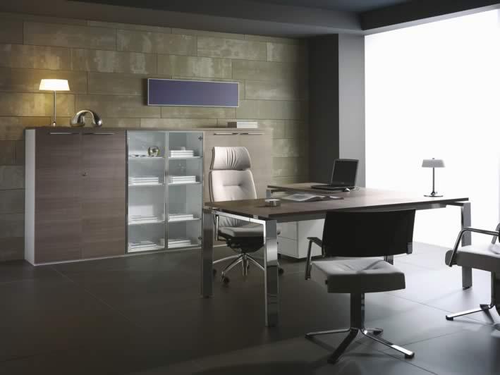 Mueble moderno para oficina - Directorio Web