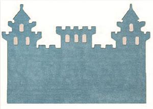 alfombrilla castillo